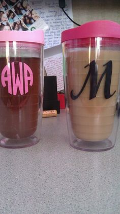 Need to get these lids for my tervis tumblers!!