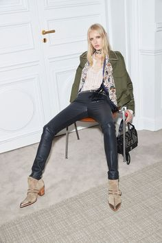 View the complete Zadig & Voltaire Spring 2017 collection from Paris Fashion Week.