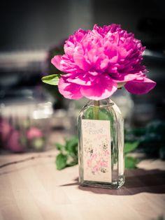 simple reception flowers