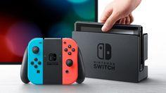 Nintendo Switch Hands on