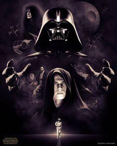 The Dawn of Dark Side Force
