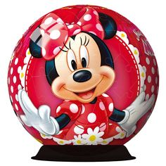Ravensburger Minnie Mouse 72pcs Puzzleball Buy Toys, Toys Shop, Kids Toys Online, Minnie Mouse, Children, Christmas, Stuff To Buy, Kids, Navidad