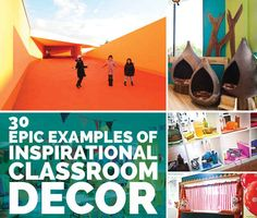 30 Epic Examples Of Inspirational Classroom Decor