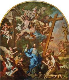 Pedro Alexandrino de Carvalho (1729–1810) :Cristo Salvador do Mundo (1778) - Pedro Alexandrino de Carvalho.png