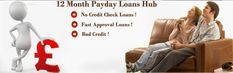 Get up to £1000 same day 12 month payday loans online, 12 month loans no faxing no credit check, 12 month payday loans bad credit at low APR with edailyloans. #12monthloans #12monthpaydayloans #12monthloansuk #12monthloansforbadcredit #12monthloansnocredi