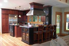 http://www.bebarang.com/more-challenging-with-custom-kitchen-designs/ More Challenging With Custom Kitchen Designs : Mouser Kitchens Custom Kitchen Designs
