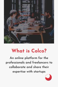 Grow your startup with help from expert freelancers and professionals  Visit colco.app and signup for an exclusive beta access.  #colco #collabviacolco #freelancers #professionals #b2b #b2c #startups #webdevelopers #socialcollaborations #socialplatforms #entrepreneurs Startups, Web Development, Collaboration, Entrepreneur, App, Memes, Meme, Apps