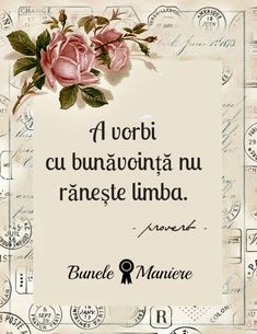 Vorbeste cu bunavointa Latin Quotes, Ppr, Motto, Letter Board, Place Cards, Spirituality, Place Card Holders, Lettering, Thoughts