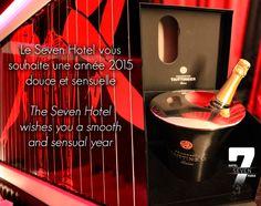 Le Seven Hotel vous souhaite une bonne année 2015 ! The Seven Hotel wishes you a happy new year 2015! - Maranatha Wish