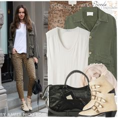 """949. Blogger Style: Carolines Mode"" by amber-nicki-rose on Polyvore"