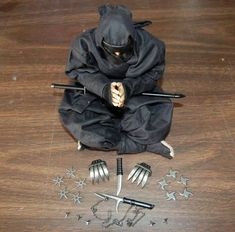 ~Shinobi~ [ Swordnarmory.com ] #Ninja #warrior #swords