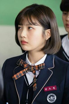 Korean Drama Movies, Korean Actors, Short Red Hair, Short Hair Styles, South Korean Girls, Korean Girl Groups, Liar And His Lover, Red Velvet Photoshoot, Kdrama