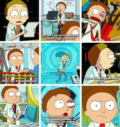 Rick and Morty • Ricklantis