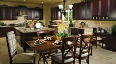 Toll Brothers - Kitchen Gallery