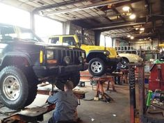 Best auto and truck repair around!!!!! Give us a call -  Clyde's Frame and Wheel Service, Inc. 725 Cesar E. Chavez Avenue (formerly Oakland Ave.) Pontiac, MI 48340  Phone -(248) 338-0323 Fax -      (248) 338-0399  eMail -info@clydesframe.com  After hours trailer sales and info  call -     (248) 249-2967