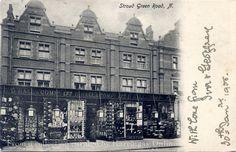 Stroud Green Road, 1905