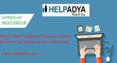Not getting enough customers on your products and services? Is your title and description optimized? Is it available in stock? To get an answer to all these questions, get in touch withwww.helpadya.com, an expertFree Ad Posting Website in India, and see how it can turn over a new leaf for your business. The company will handle the entire online marketing of the advert ensuring that the site gets higher traffic, higher leads, and of course, higher conversions! Post Free Ads, New Leaf, Online Marketing, Success, Handle, India, Touch, Website, Business