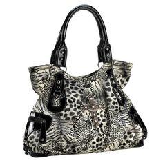 Animal Print Shoulder Bag – American Online Stores