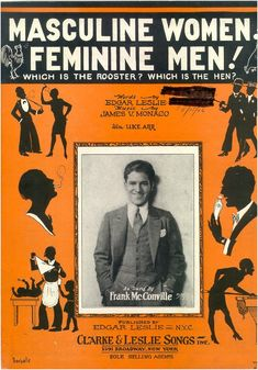 Are masculinized women (not necessarily lesbian) more accepted today than femininized men? Earth is presently over-masculinized and out of balance