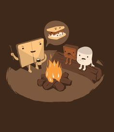 some scary campfire stories come true...then they get in mah belleh!