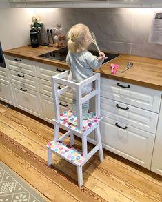Baby - DIY ~ Lernturm für Kleinkinder - Using hydroponics to grow African Violets.