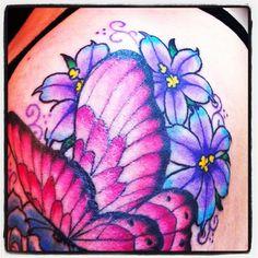 #butterfly #タトゥー #reikotattoo #studiokeen #japan #nagoyatattoo #tokyotattoo #名古屋 #大須 #矢場町 #東京 #静岡