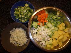 Recept na zdravú brokolicovú polievku pre celú rodinu Ale, Grains, Food, Ale Beer, Essen, Meals, Seeds, Yemek, Eten