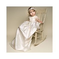 Cheap baby girl christening gowns, Buy Quality born baby dress directly from China baptism dress Suppliers: 2017 Vintage Baby Girls Christening Gowns Baptism Dresses Cap Sleeves Child Bonnet New Born Baby Dresses Clothing M 2017 Girls Baptism Dress, Baby Christening Gowns, Baptism Outfit, Baptism Gown, Baptism Clothes, Girl Baptism, Baby Blessing Dress, Girls Dresses, Flower Girl Dresses