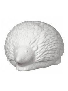 Porcelain Hedgehog Nightlight