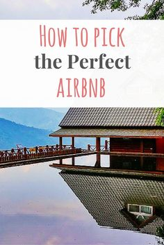 Airbnb is an amazing resource, but how do you ensure you're choosing a solid one for your trip? Check out this step-by-step guide on what to look for when choosing an Airbnb to ensure a fun, safe experience! Click to read!   #Airbnb #BnB #TravelTips #TravelAccommodation