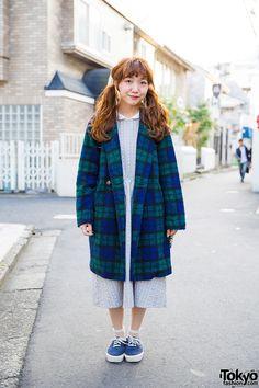 Mieko | 19 May 2016 | #Fashion #Harajuku (原宿) #Shibuya (渋谷) #Tokyo (東京) #Japan…