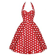 Para Women's Vintage/Sexy/Bodycon/Print/Cute/Party Sleeveless Dresses (Polyester) - EUR € 17.99