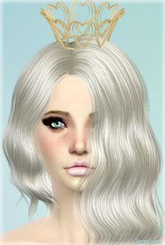 Jennisims: Downloads sims 4: New Mesh Accessory Tiara Headband