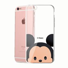 Disney Tsum Tsum Mickey Mouse Clear TPU Phone Case