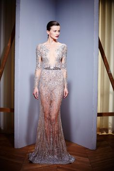 Zuhair Murad Fall 2015 Ready-to-Wear Fashion Show Collection