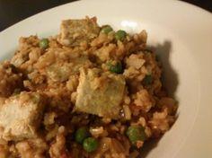 Vegan Chicken & Chorizo Paella