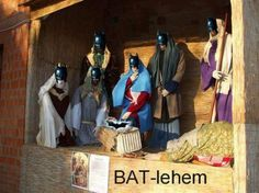 BAT-lehem Batman, Funny Moments, Funny Jokes, Comedy, Funny Pictures, Marvel, Lol, Anime, Painting