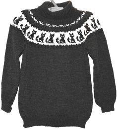Knitting Charts, Baby Knitting Patterns, Drops Karisma, Baby Barn, Ravelry, Textiles, String Bag, Kids Patterns, Market Bag