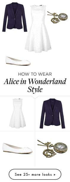 """""""Modern white rabbit"""" by whatever123321 on Polyvore featuring Tommy Hilfiger, ALDO and modern"""