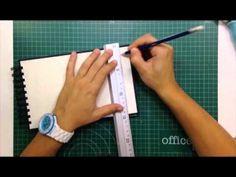 Cómo poner cierres de goma elástica en tus proyectos - TUTORIAL Scrapbook