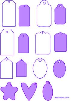 Tag templates 2