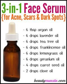 Make your own 3-in-1 DIY face serum for acne, scars and dark spots! If you have acne, chances are your face also has scars from the acne and dreaded dark spots. All these blemishes on the face make it look red, discolored and unsightly. There are several remedies to help reduce these skin problems but …