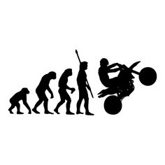 Evolution Real Motorcycle Car Subsidies Personality Motion Automobile Body Sticker Evolution Real Motorcycle Car Sub Body Stickers, Car Stickers, Car Decals, Vinyl Decals, White Motorcycle, Motorcycle Logo, Motorcycle Clipart, Wall Clock Sticker, Bike Tattoos
