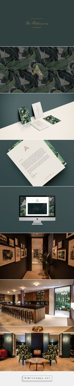 The Addisons Residence Branding by Brittany Waldner | Fivestar Branding Agency – Design and Branding Agency & Curated Inspiration Gallery