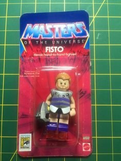 Master of Universe #lego #motu #heman #skeletor #custom http://www.flickr.com/photos/123270825@N05/27898130166/