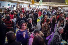 Más #imágenes de la noche del desfile que se realizó en el Centro Cultural Don Bosco, que contó con la presencia de las autoridades del Consejo Regional Norte Cultura y la presentación de la Escuela de Circo del Ente Cultural.  #Tucumán #Diseño #Artesanía