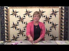 DebTuckerStudio180 - YouTube - Lemoyne Star Tutorials - by Deb tucker & Studio 180