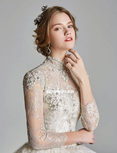 Luxurious Jubilee Bride korea wedding dress | Korea Wedding Photography | Lim's Wedding Story - 임군의 웨딩스토리