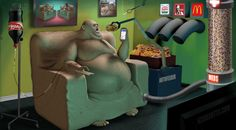 obesity fast food epidemic