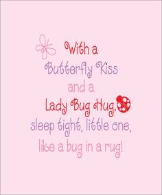Nursery Wall Decal - Wall Vinyl - Vinyl Decal - Girls Nursey Decor - Nursery Art - Nursery Vinyl Quotes - Baby Shower - Decals. $13.00, via Etsy.